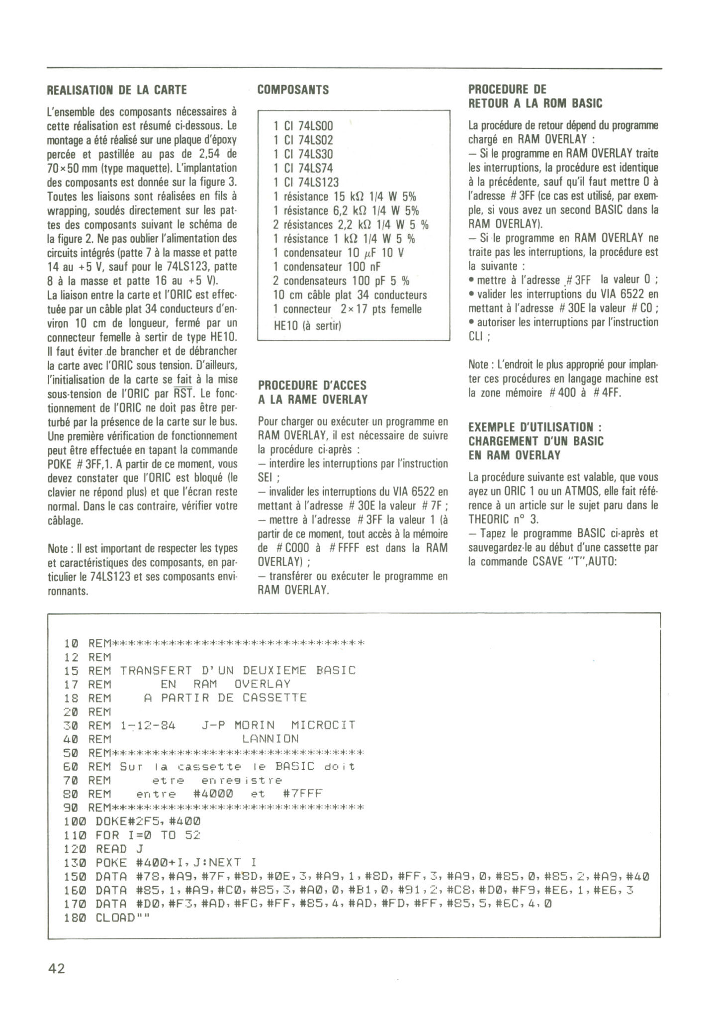Theoric 05 - Février 1985 - page 42 ram overlay.jpg